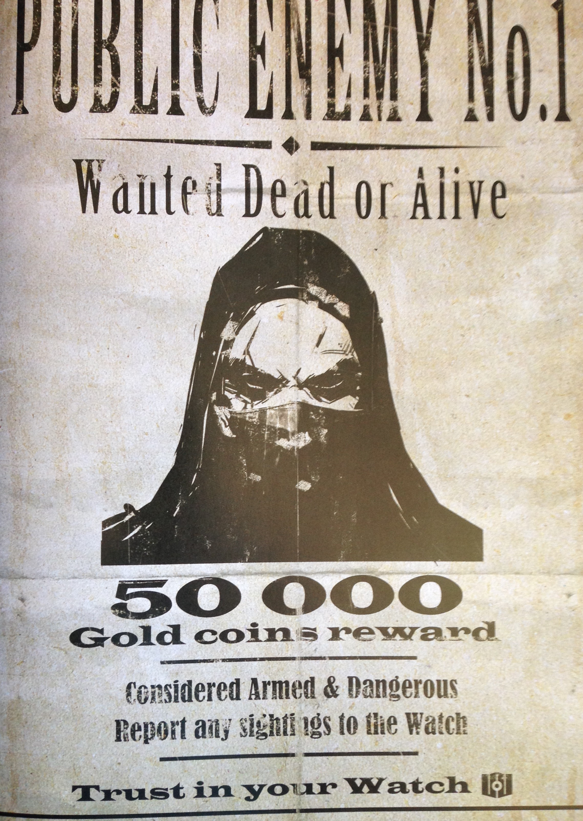 The Art of Thief: Wanted!